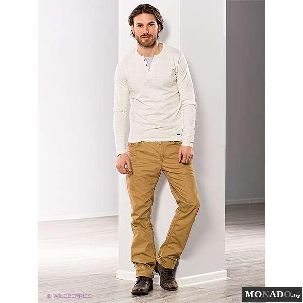 коричневые мужские брюки с доставкой