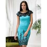 Платье Carat 1351084