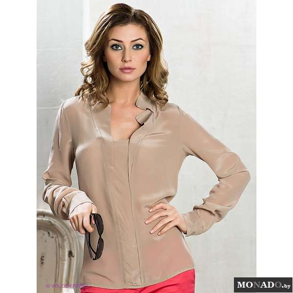 Модные Рубашки Блузки 2014 В Новосибирске
