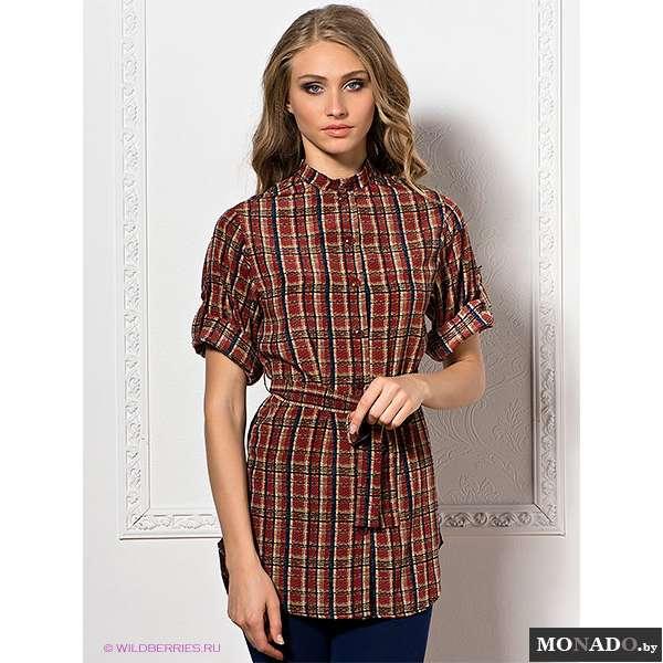 Купить рубашку тунику женскую с доставкой