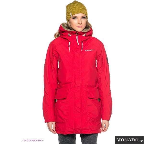 Didriksons куртки женские отзывы