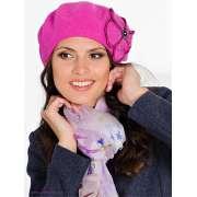 Купить берет Ваша Шляпка 599596 в интернет-магазине с доставкой по Беларуси. Берет Ваша Шляпка 599596 - цены со скидками, фото,