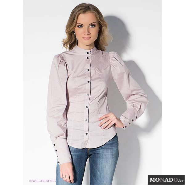 Блузка С Напуском Доставка